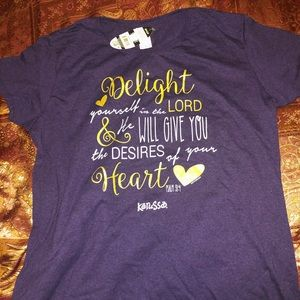 Tops - PSALM 37:4 T-Shirt